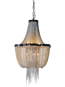 Beaded Funnel Chandelier Code VY002