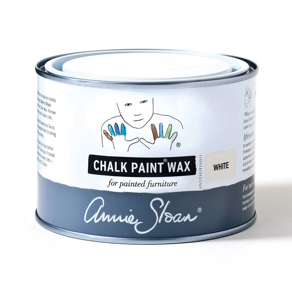 LARGE WAX - WHITE