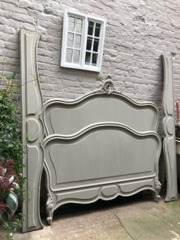 Double French Louis XV bed /code VC15