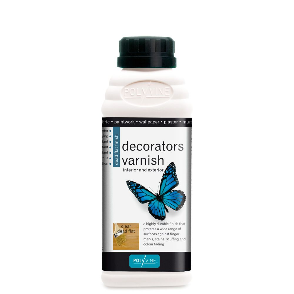 Medium Decorators Varnish 500ml
