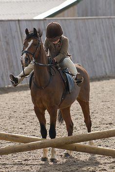 ponyclub kick
