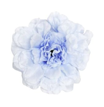 COLLECTIF ACCESSORIES SUMMER CARNATION HAIR CLIP BLUE