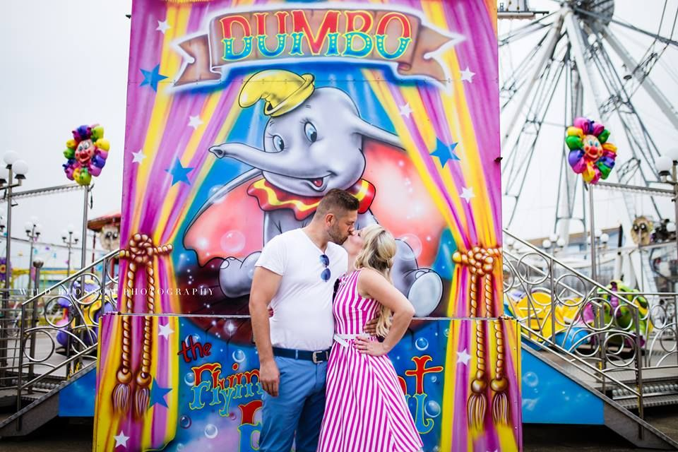 DUMBO ENGAGEMENT SHOOT