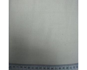 Plain Cream Natural Cotton Calico Fabric 63 inch By The Per Metre