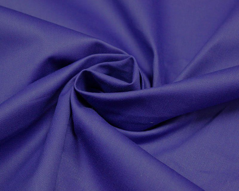 Plain Polycotton 80/20 Fabric 44 inch By The Metre Purple
