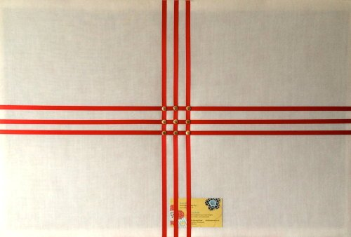 Large 60x40cm White & Red England St George's Flag World Cup Brazil Footbal