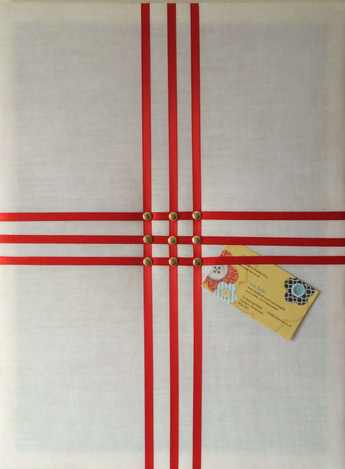 Medium 40x30cm White & Red England St George's Flag World Cup Brazil Footba