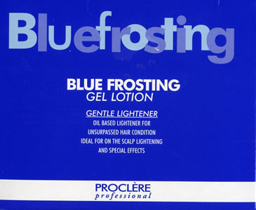 Blue Frosting Gel Lotion x1