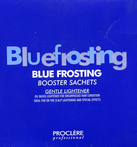 Blue Frosting Booster Sachets 24pk