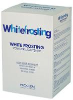 White Frosting Powder Lightener