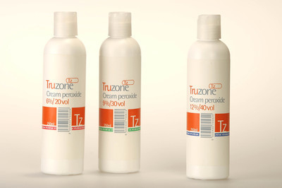 12% 40Vol Cream Peroxide 250ml