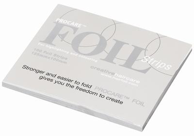 Foil Strips - 125mm x 100mm