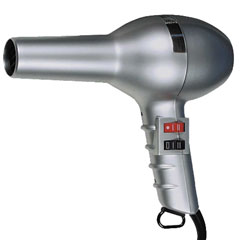 ETI - 2000 Turbo Dryer - Silver