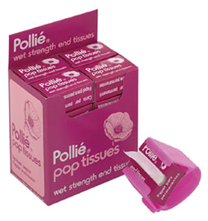 Pollie Pop Tissues (20 x 200)