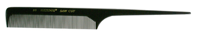 Matador MC6 Tail Comb Black