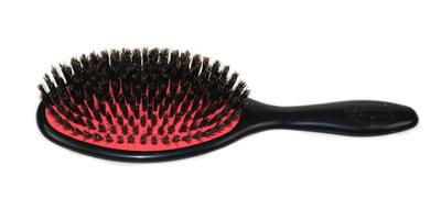 D82L - Large 100% boar bristle grooming brush