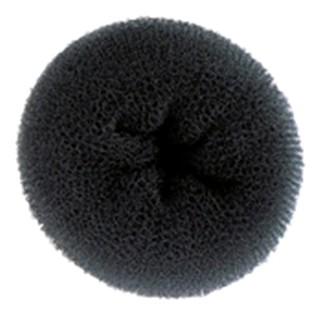 11cm Premium Synthetic Bun - Black