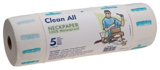 Waterproof Neck Paper