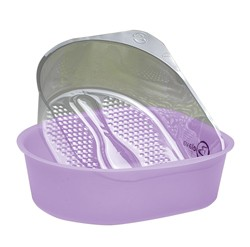 Belava Pedicure Bath - Starter Kit - Lilac