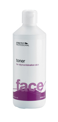 Toner for Oily/Combination Skin 500ml
