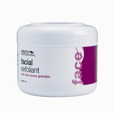 Facial Exfoliant with Olive Stone Granules 450ml