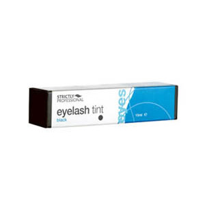 Eyelash Tint Black 15g