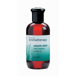 Grapeseed Carrier Oil 200ml