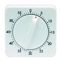 Mechanical Timer - 60Min - White