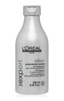 Serie Expert Silver Shampoo 250ml