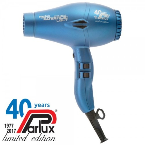 Parlux Advance Light  Limited Edition Blue