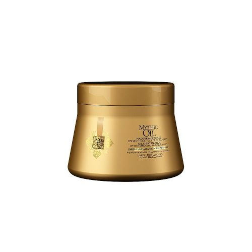 L'Oréal Professionnel Mythic Oil Masque For Normal/Fine Hair 200ml