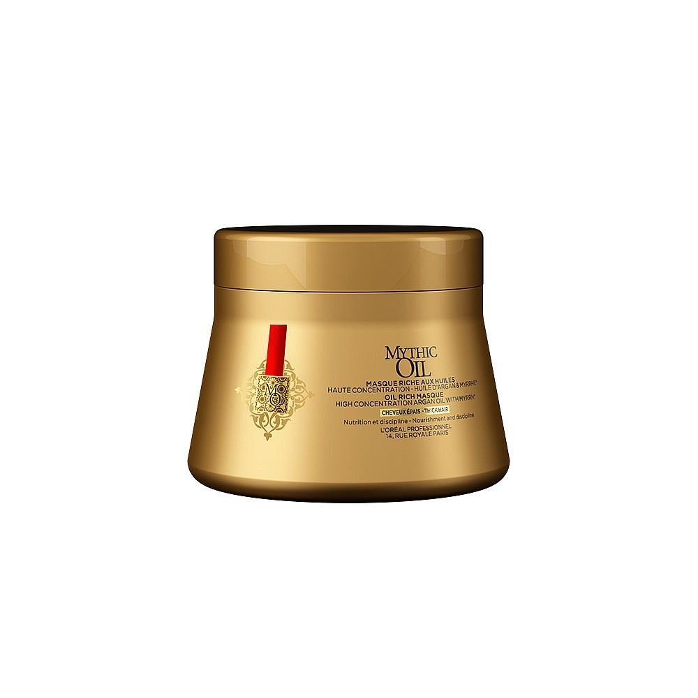 L'Oréal Professionnel Mythic Oil Masque For Thick Hair 200ml