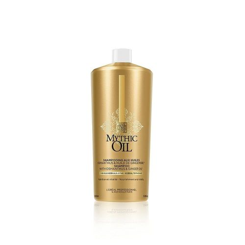 L'Oréal Professionnel Mythic Oil Shampoo For Normal/Fine Hair 1000ml
