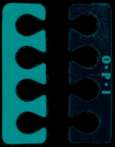 OPI Toe Separators For The Perfect Pedicure x 2 Pieces (Random Colour)