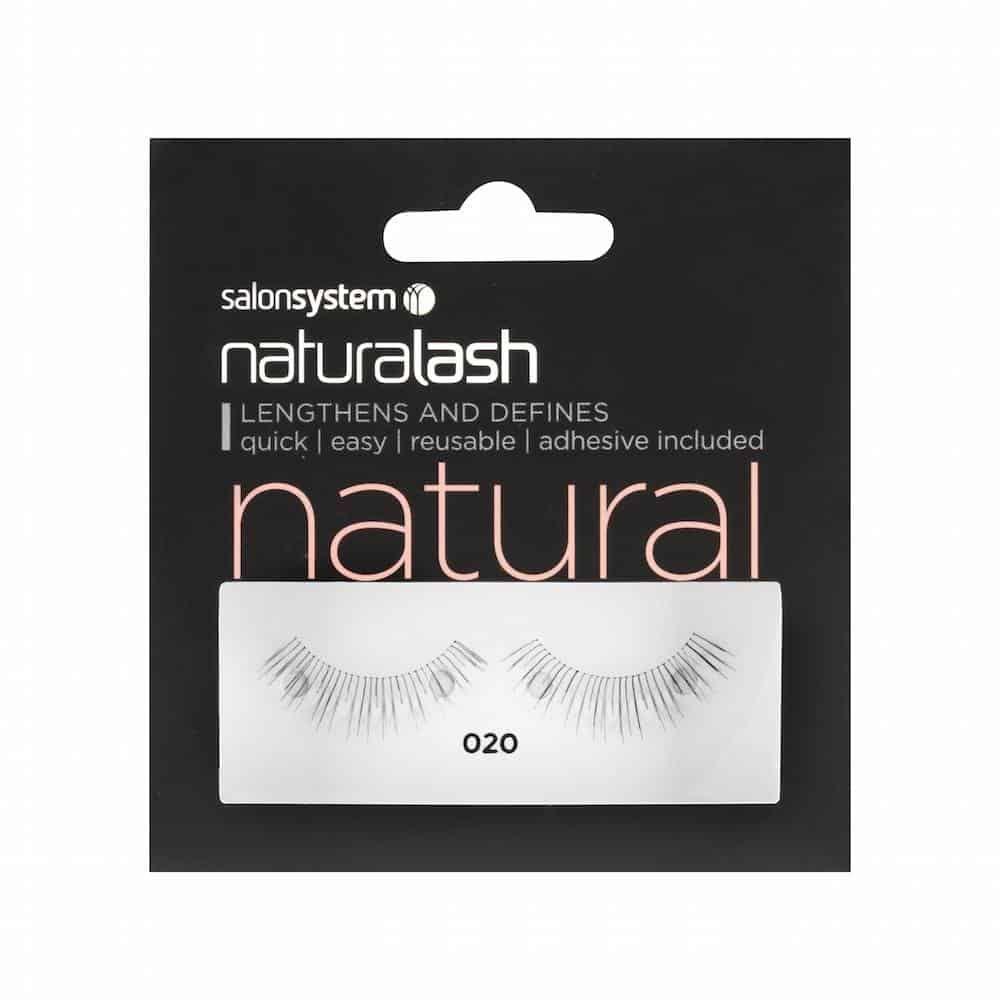 Naturalash Strip 020 Black