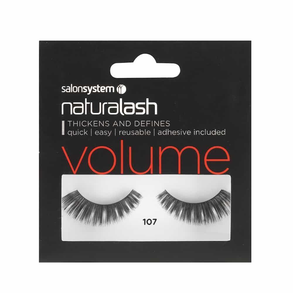 Naturalash Strip 107 Black