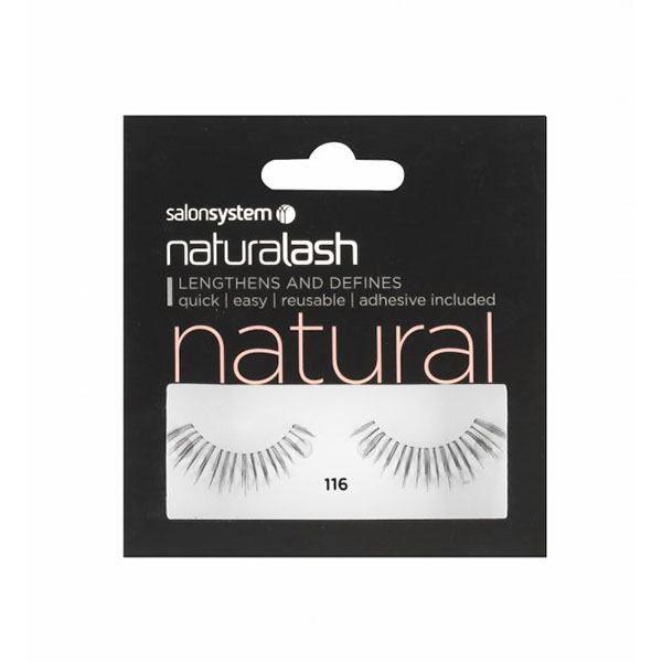 Naturalash Strip 116 Black