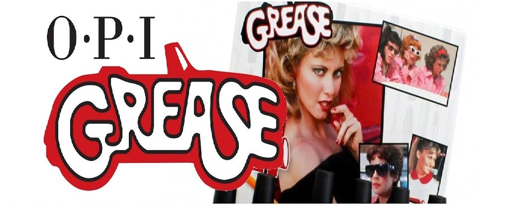 OPI GREASE Banner