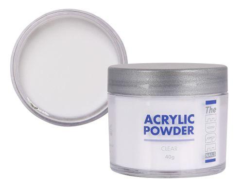 The Edge Clear Acrylic Powder - 40g