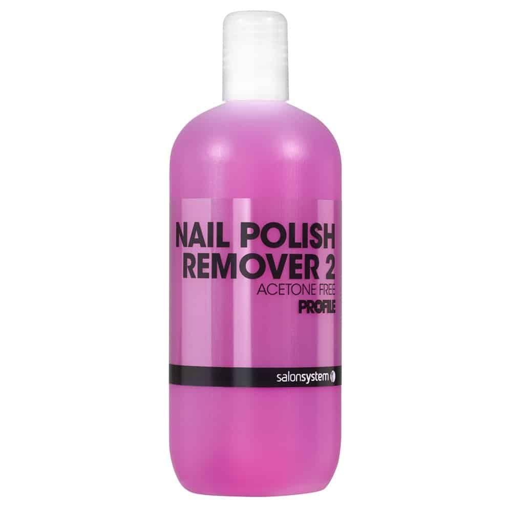 Nail Polish Remover Formula 2 (no acetone)