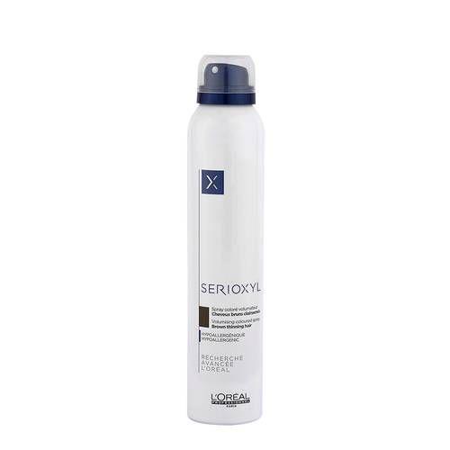 L'Oréal Professionnel Serioxyl Volumising Coloured Spray Brown 200ml