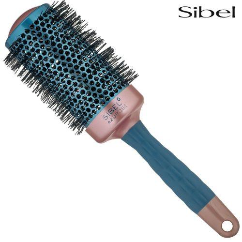 Sibel Azurose Thermic Brush 55mm