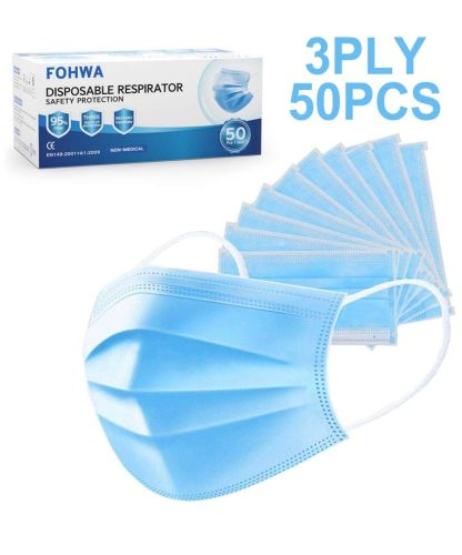 Fowa Face Masks Box of 50