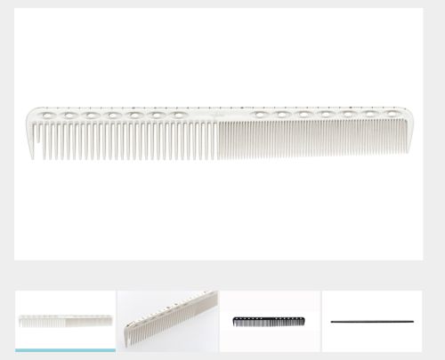 YS G39 GUIDE COMB