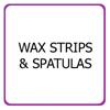 Wax Strips & Spatulas