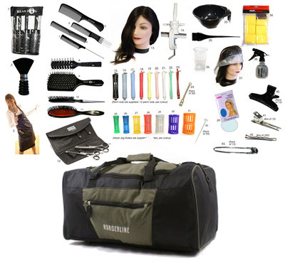 Hair Tools Professional College Kit  STANDARD