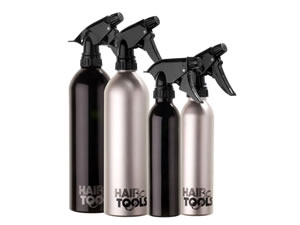Water Spray Can - Silver - 500ml