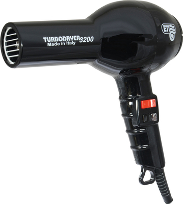 ETI - 3200 Turbo Dryer - Black