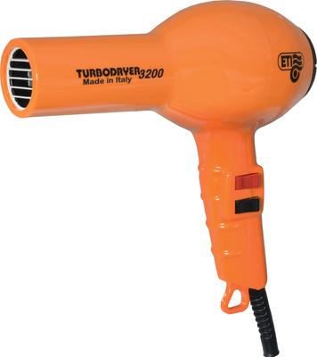 ETI - 3200 Turbo Dryer - Orange