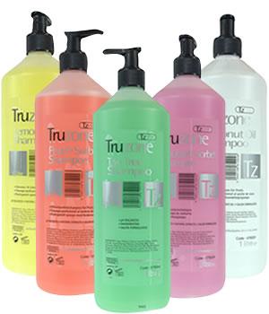 Truzone Tangerine Shampoo 1 Litre